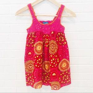 Crochet Flutter Tank Children's Place 7/8